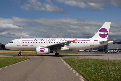 Wow Air (WOW Force Two) (Avion Express) Airbus A320-231 LY-COS (msn 415) ZRH (Rolf Wallner). Image: 908766.