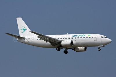 Air Onix Boeing 737-33R UR-KRA (msn 28873) AYT (Andi Hiltl). Image: 909137.