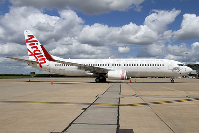 Virgin Samoa-Airline of Samoa Boeing 737-8FE WL ZK-PBF (msn 33799) BNE (Peter Gates). Image: 908181.