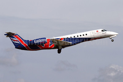Eastern Airways Embraer ERJ 135ER (EMB-135ER) G-CGMB (msn 245189) (Best of British 2012) PMI (Javier Rodriguez). Image: 908321.