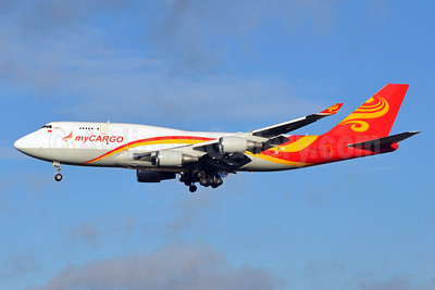 MyCargo Airlines Boeing 747-481 (F) TC-ACG (msn 25641) BRU (Karl Cornil). Image: 910429.