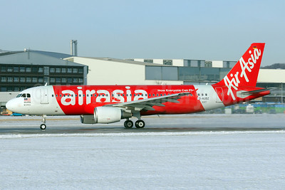 AirAsia (Malaysia) Airbus A320-216 D-AUBZ (9M-AQP) (msn 5397) (Now Everyone Can Fly) XFW (Gerd Beilfuss). Image: 910263.