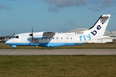 Flybe (flybe.com)-Suckling Airways Dornier 328-110 G-BWWT (msn 3022) MAN (Nik French). Image: 907985.