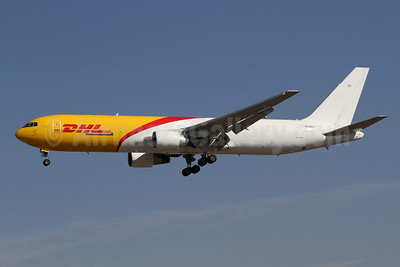 DHL-ABX Air Boeing 767-383 ER (F) N220CY (msn 24729) LAX (James Helbock). Image: 909480.