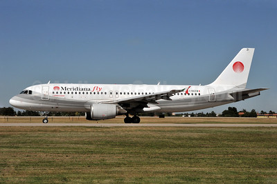 Meridiana fly Airbus A320-214 I-EEZI (msn 749) (Eurofly colors) BLQ (Marco Finelli). Image: 908588.