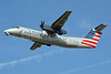 First Bombardier DHC-8-300 in American Eagle colors