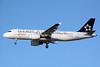 First Swiss A320 in Star Alliance colors