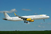 The first Airbus A321 for Vueling