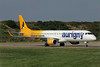 Aurigny's first Embraer 195