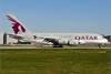 The first Airbus A380 for Qatar Airways