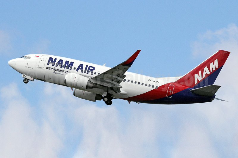 New airline - NAM Air, Airline Color Scheme - Introduced 2013