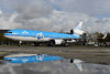 KLM celebrates 95 years of flying with a new emblem