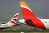 British Airways - Iberia Tails (International Airlines Group) LHR. Image: 926919.