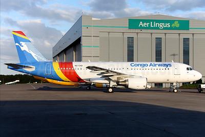 Congo Airways Airbus A320-216 9Q-CKD (msn 3412) DUB (Greenwing). Image: 929010.
