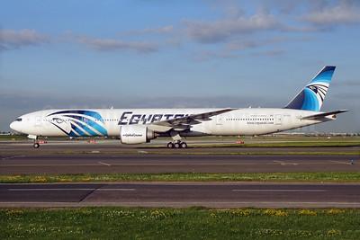 EgyptAir Boeing 777-36N ER SU-GDO (msn 38289) YYZ (TMK Photography). Image: 928251.