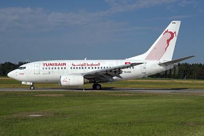 Tunisair Boeing 737-6H3 TS-ION (msn 29499) ZRH (Rolf Wallner). Image: 928516.