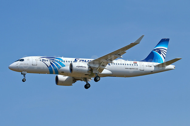 New type for EgyptAir