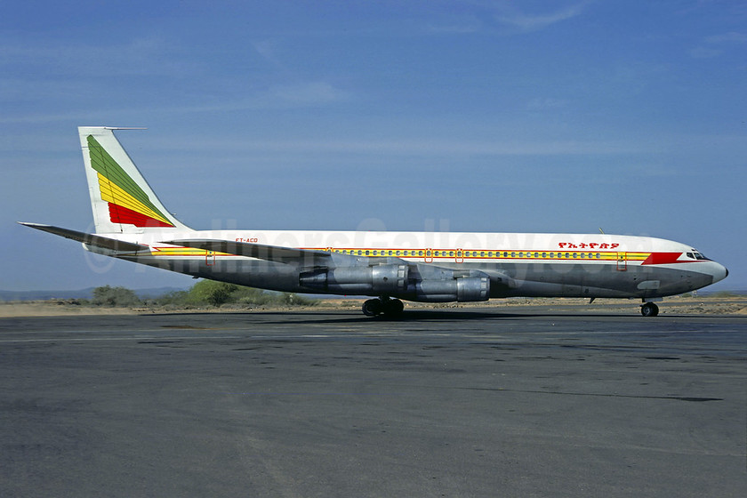 Crashed on takeoff at Rome (Fiumicino) on November 19, 1977 - Best Seller