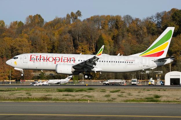 Crashed on March 10, 2019, flight ET302 ADD-NBO, 157 killed