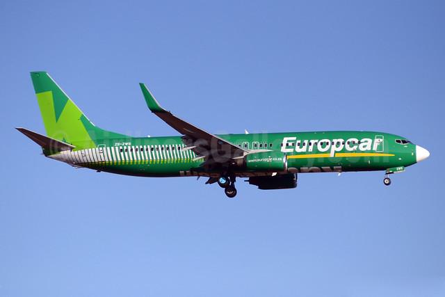Kulula (kulula.com) Boeing 737-86N WL ZS-ZWS (msn 32732) (Europcar) JNB (TMK Photography). Image: 913071.