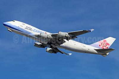 China Airlines Cargo Boeing 747-409F B-18725 (msn 30771) LAX (Michael B. Ing). Image: 921445.