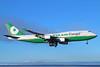 EVA Air Cargo Boeing 747-45EF B-16401 (msn 27062) ANC (Michael B. Ing). Image: 925104.