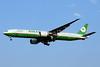EVA Air Boeing 777-35E ER B-16710 (msn 32641) SEA (Bruce Drum). Image: 101011.