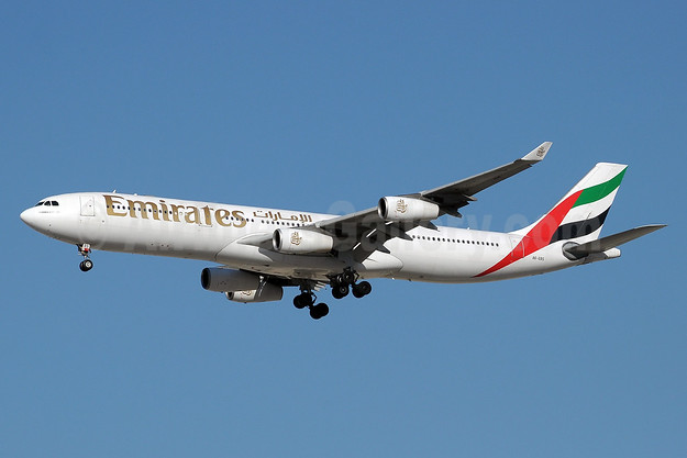 The four Airbus A340-300s to be retired in 2016
