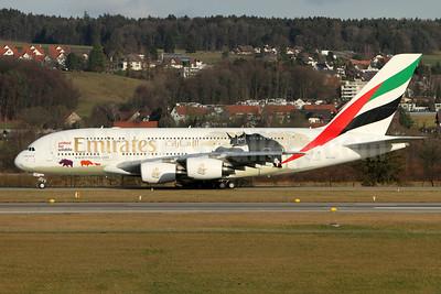 """Emirates' """"United for Wildlife"""" logo jet"""