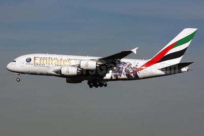 "Emirates' ""Paris Saint-Germain Football Club"" livery"