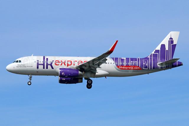 HK Express Airbus A320-232 WL B-LCG (msn 5738) NRT (Michael B. Ing). Image: 934239.