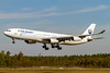 Iran Aseman Airlines Airbus A340-311 EP-APA (msn 002) (Sponsor of Iran National Football Team) ARN (Stefan Sjogren). Image: 913597.