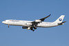 Iran Aseman Airlines Airbus A340-311 EP-APA (msn 002) DXB (Paul Denton). Image: 909988.
