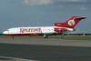 "Kingfisher Airlines Boeing 727-44 WL ""Super 27"" N727VJ (msn 19318) STN (Pedro Pics). Image: 903237."