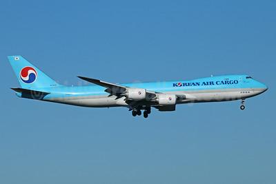 Korean Air Cargo Boeing 747-8HTF HL7609 (msn 37132) ANC (Michael B. Ing). Image: 922674.
