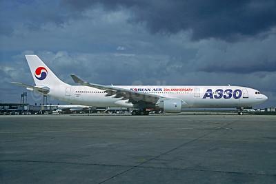 """Rare  1994 """"A330 25th Anniversary"""" markings"""