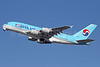 Korean Air Airbus A380-861 HL7615 (msn 075) LAX. Image: 912449.