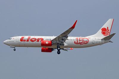 Lion's 150th Boeing Next-Generation 737