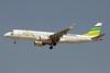Nasair (Saudi Arabia) (flynas.com) Embraer ERJ 190-100LR VP-CQT (msn 19000403) DXB (Paul Denton). Image: 913083.