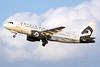 Kayala (Nasair-Saudi Arabia) Airbus A319-112 F-OHJY (1124) DXB (Bailey). Image: 931318.