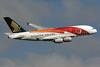 Second 50th Anniversary A380 logo jet