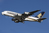 Singapore Airlines Airbus A380-841 9V-SKB (msn 005) LHR (David Apps). Image: 901711.