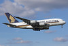 Singapore Airlines Airbus A380-841 9V-SKE (msn 010) LHR (Michael B. Ing). Image: 910608.
