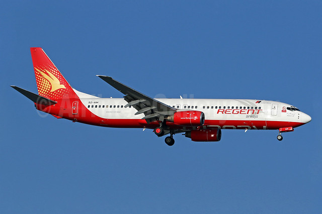 First 737-800, delivered on March 24, 2016