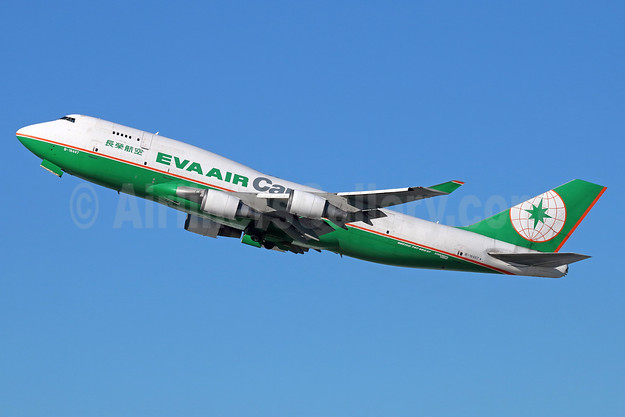 Type Retired: June 4, 2019 (BR 619 LAX - TPE with B-16407) (last 747 flight)