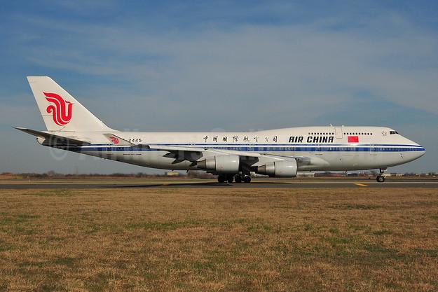 2 operational (B-2445 and B-2447) + 1 VIP (B-2472)