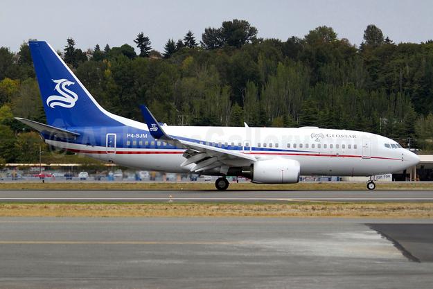 Geostar's first Boeing 737-700