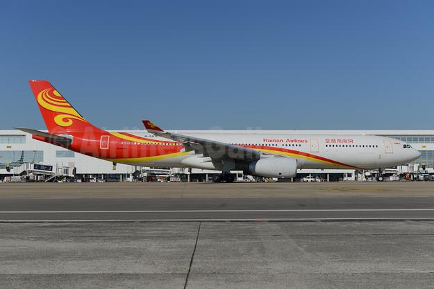 Hainan Airlines Airbus A330-343 B-5971 (msn 1614) AYT (Ton Jochems). Image: 942379.