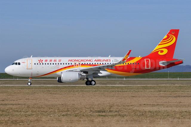 Hong Kong Airlines Airbus A320-214 WL D-AUBU (B-LPL)  (msn 6003) XFW (Gerd Beilfuss). Image: 922346.