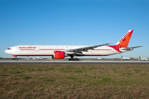 Air India Boeing 777-337 ER VT-ALN (msn 36312) JFK (Fred Freketic). Image: 955332.